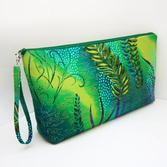 Project Bag PARADISE REEF Large Zipper Pouch