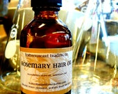 rosemary hair oil.  a deep conditioning treatment for hair. organic when possible. always from the earth