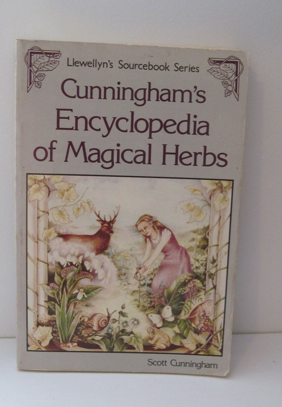 Magical Herb Reference