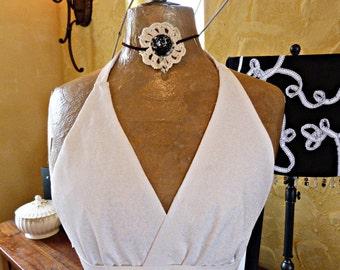 Vintage Inspired Dress Form Mid Century Marilyn Monroe Black & White Full Size Mannequin FREE SHIPPING