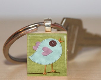 Little Bird  Keychain