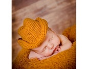 Little Cowboy Hat Crochet Pattern / Baby coboy pattern / Baby cowgirl pattern /  Photography Prop