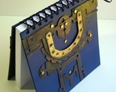 Royal Gates - Upcycled Steampunk Journal