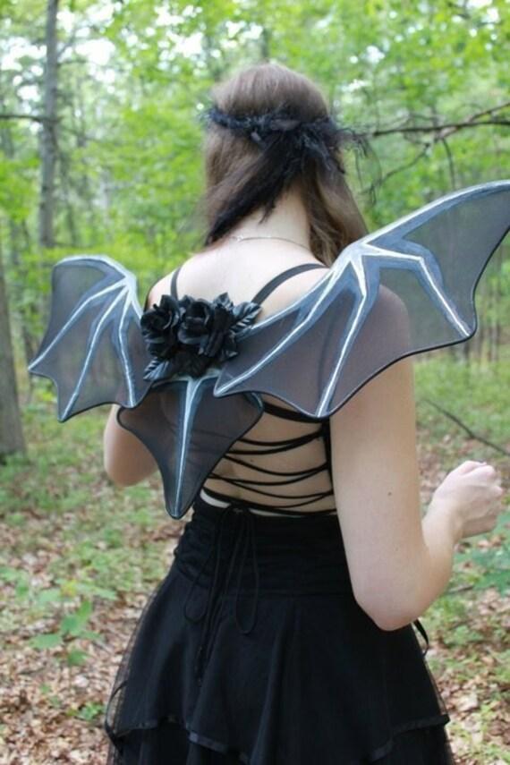 Bat Fairy Wings