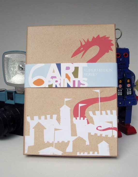 Superstitions Art Prints Box Set