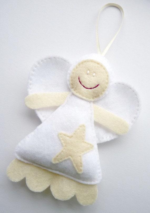 Custom Listing for Nicola - Star the Little Christmas Wish Fairy Decorations
