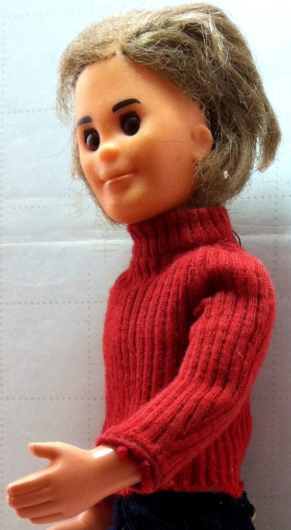 1973 SUNSHINE FAMILY STEVE Doll