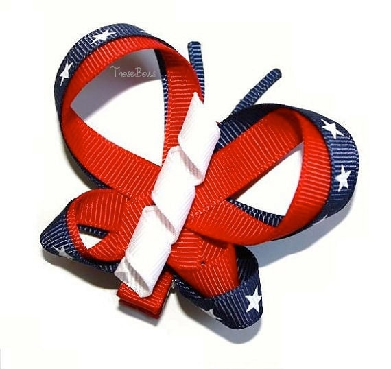 ribbon hair bow instructions