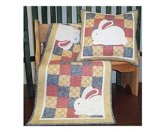 The Bunny Trail - Quilt Pattern