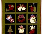 Yuletide Treasures Quilt Pattern