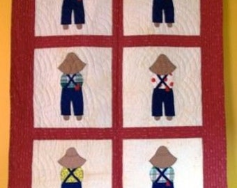 Overall Sam Quilt