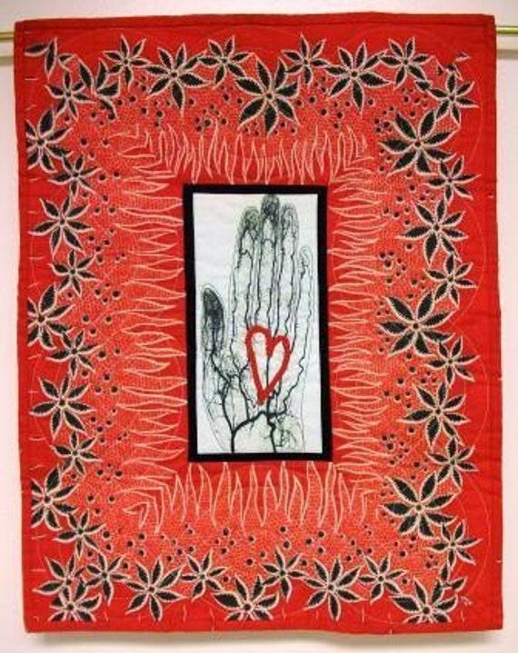 Heart in Hand Quilt