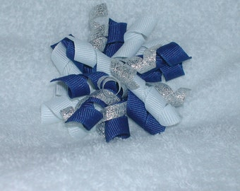The Cavalier Korker Bow Hair Clip
