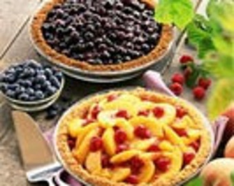 Recipes Pies  Tarts  and  Cobblers Recipe Ebook Over 200 recipes DELICIOUS, EASY and FUN  Make for yourself  Make and Give or Make and Sell