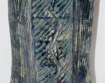 Blue River Canyon Vase