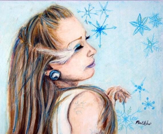 Winter Fey Pastel
