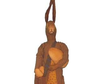 Primitive Pattern E Pattern pdf Primitive Easter Bunny Awesome big INSTANT DIGITAL DOWNLOAD