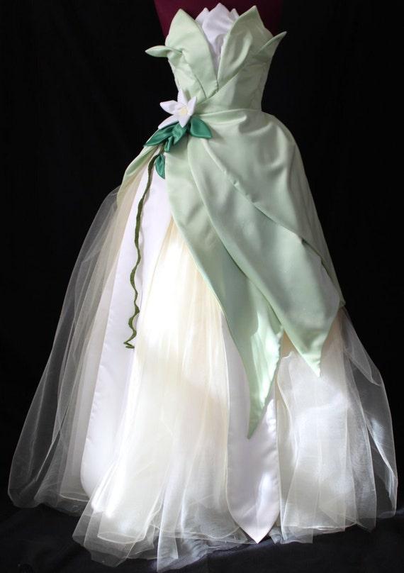 Princess Tiana Custom Costume From The Enchanted Cradle