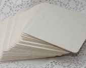 Blank White Chipboard Coaster Squares Light/Medium/Heavy Weight, Weddings, Home Decor, Craft Supplies, Party Supplies, Scrapbooking