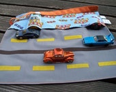 Clearance - Matchbox Car Wallet and Road to go