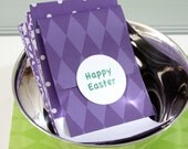30 Paper Pockets for Small Packaging, Gift Bag, Mixed Purples