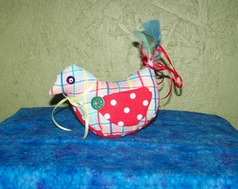 Birdie Pin Cushion