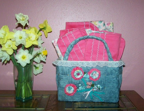 Placemat Gift Basket