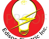 Logo update for Edison Electric