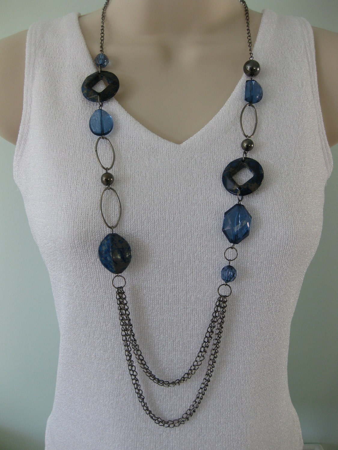 Enjoy free shipping and easy returns every day at Kohl's. Find great deals on Womens Blue Necklaces at Kohl's today!