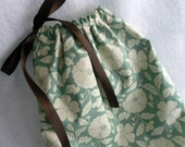 Fabric Shoe or Lingerie Bag