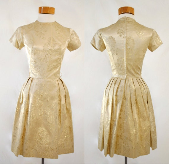 All About You- Vintage Dress- XS