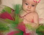 Pink & Green Tutu SALE