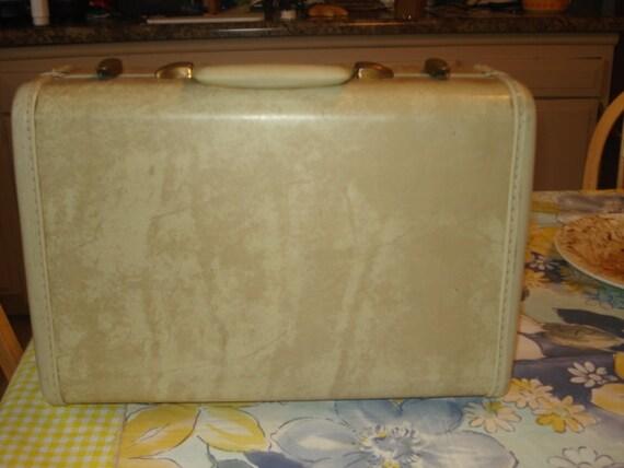 Vintage Samsonite Train Case Shwayder Bros.