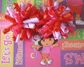 Dora the Explorer Korkers  THANKSGIVING SHIPPING SPECIAL