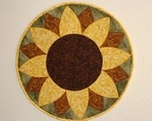 Sunny Side Up-19 inch round table topper designed by Patrick Lose