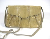 SAVED FOR DENISE J.Renee Designer Snakeskin Purse