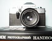 the Praktica Super Camera