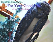 RESERVED - Bespoke Knits - For Your Good Life - from Sandra Eileen