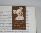 Magnetic Bookmark Chihuahua - Man's Best Friend