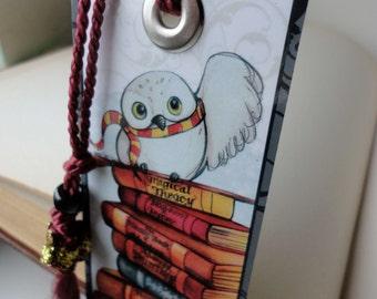 Red Tassel Harry Potter Bookmark