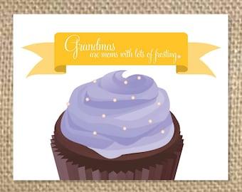 Grandmas Greeting Card