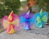 Tie Dye Fairy Dolls (Set of 3)