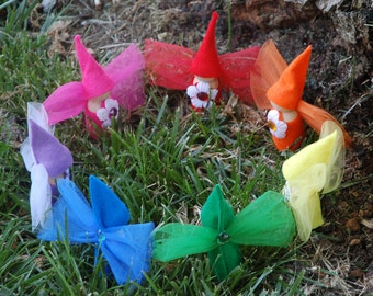 Flower Fairy Dolls (Set of 3)