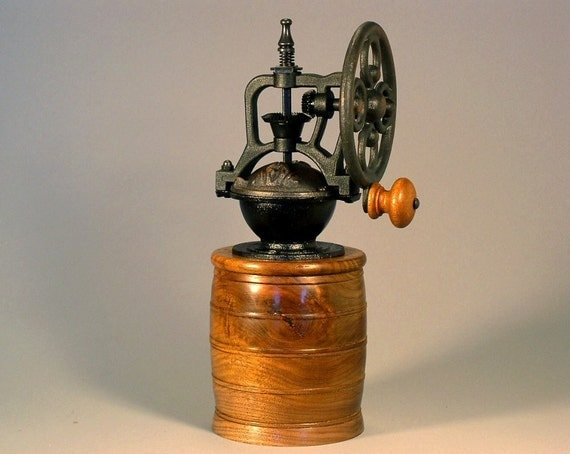 Deluxe Olde Tyme Coffee Grinder - shipping included.