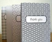 Printable gable box - custom text and pattern
