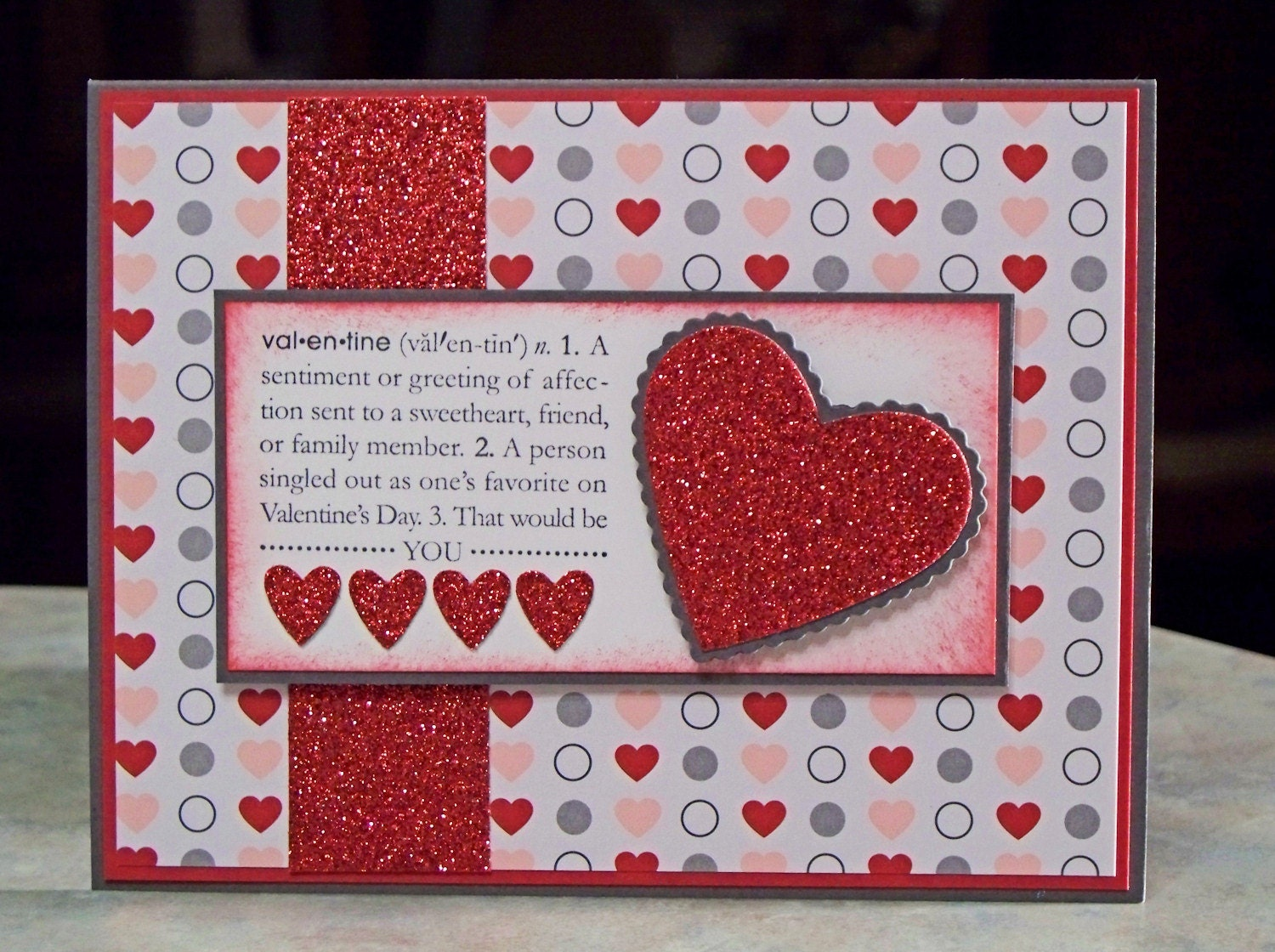 Valentine Craft Express You Love in a Unique Way MISI – Valentines Cards Uk