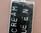 Scream Queen Necklace
