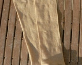 NEW ITEM Gold LONGER LENGTH Baby Leg\/Arm Warmers