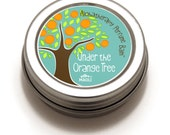 Neroli Orange Blossom Perfume Balm Under the Orange Tree