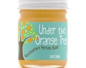 Organic Perfume Under the Orange Tree